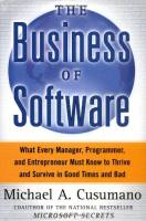 The Business of Software book summary