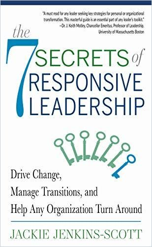 Image of: The 7 Secrets of Responsive Leadership