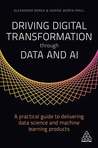 Image of: Driving Digital Transformation through Data and AI