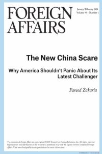 The New China Scare summary