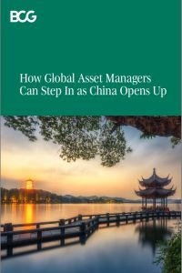 How Global Asset Managers Can Step In as China Opens Up summary