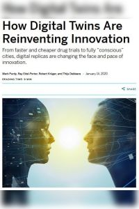 Digital Twins Are Reinventing Innovation summary