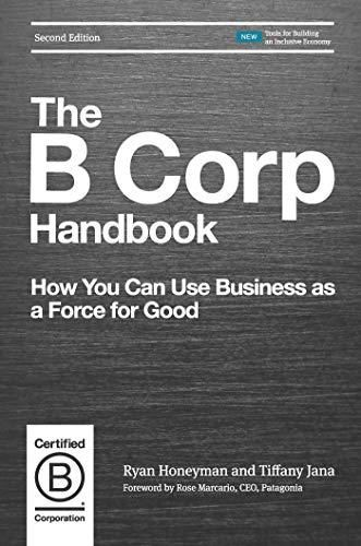Image of: The B Corp Handbook, Second Edition