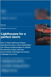Lighthouses for a Perfect Storm summary