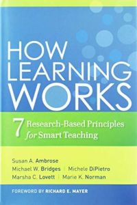 How Learning Works book summary