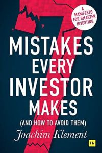 7 Mistakes Every Investor Makes (and How to Avoid Them) book summary