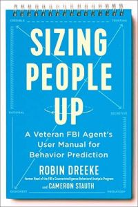 Sizing People Up book summary