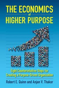 The Economics of Higher Purpose book summary