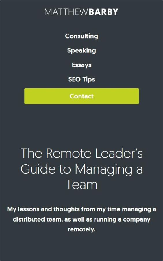 Image of: The Remote Leader's Guide to Managing a Team