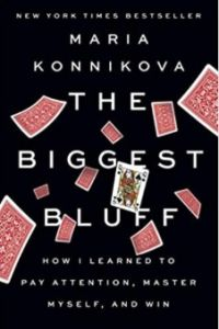 The Biggest Bluff book summary