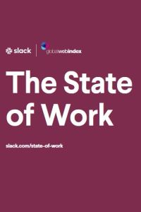 The State of Work summary