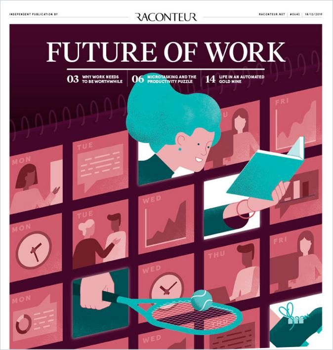 Image of: Future of Work