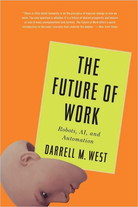 Image of: The Future of Work