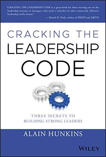 Image of: Cracking the Leadership Code