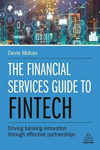 Image of: The Financial Services Guide to Fintech