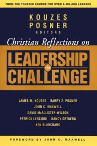 Christian Reflections on the Leadership Challenge book summary
