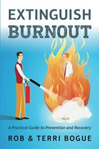 Extinguish Burnout book summary