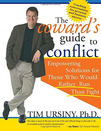 Image of: The Coward's Guide to Conflict