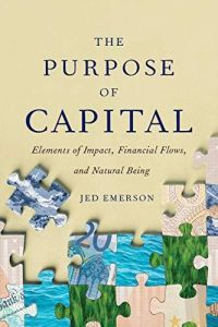 The Purpose of Capital book summary