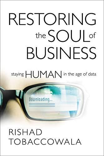 Image of: Restoring the Soul of Business