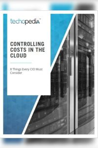 Controlling Costs in the Cloud summary