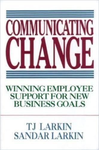 Image of: Communicating Change