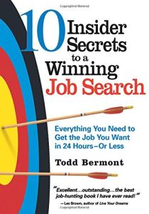 10 Insider Secrets to a Winning Job Search book summary