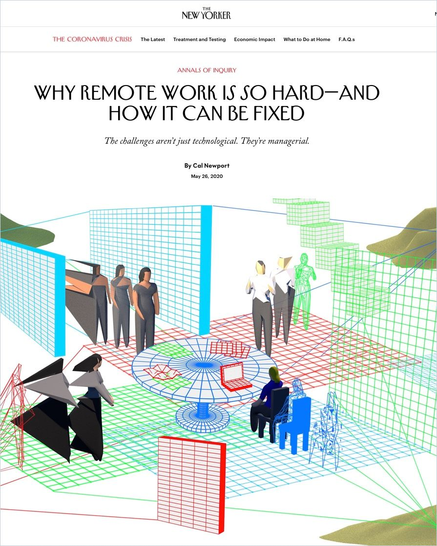 Image of: Why Remote Work Is So Hard – And How It Can Be Fixed