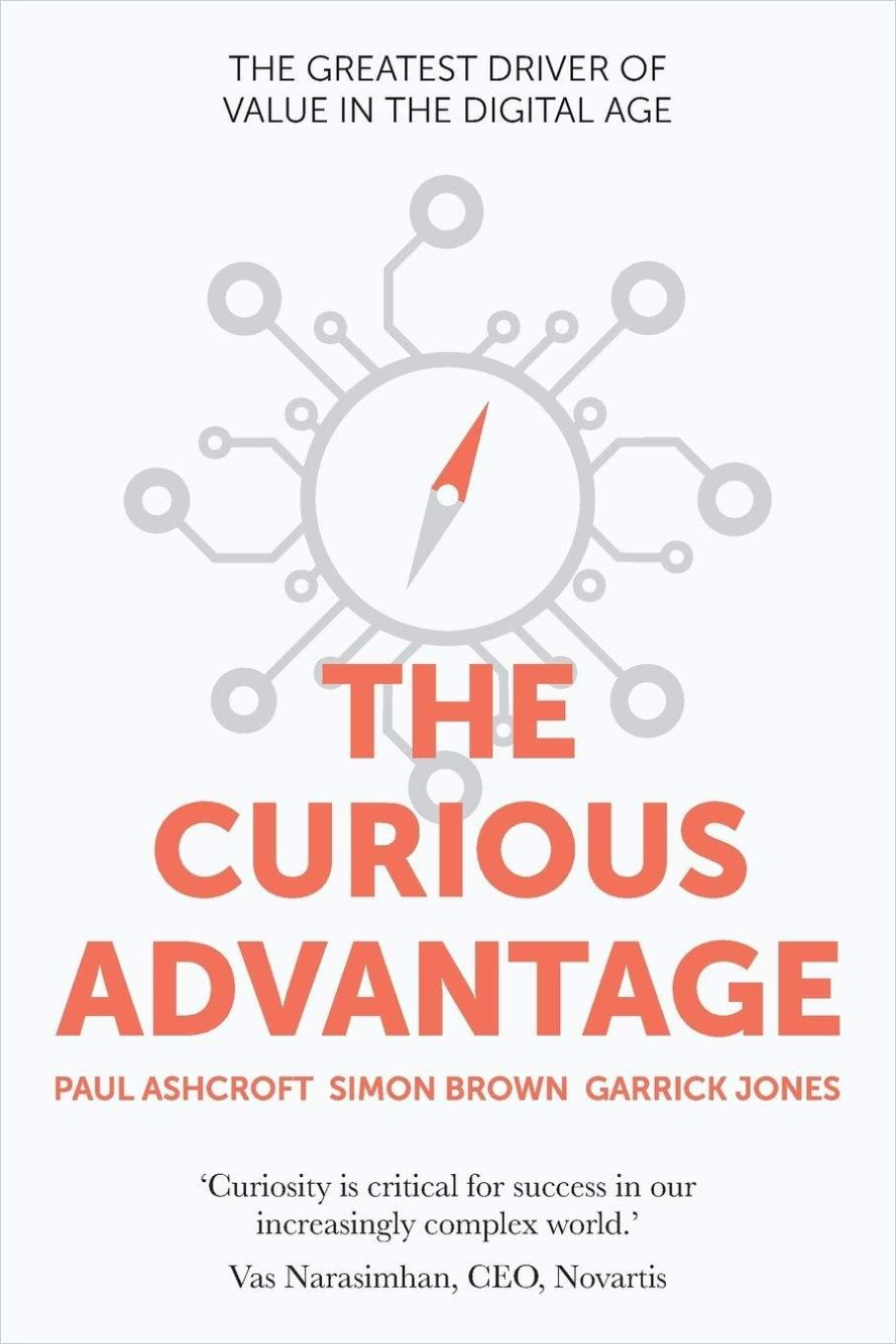 Image of: The Curious Advantage
