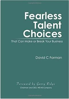 Image of: Fearless Talent Choices