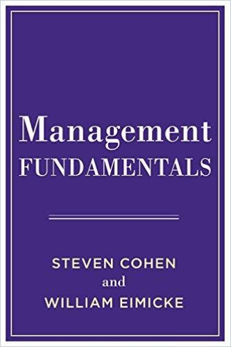 Image of: Management Fundamentals