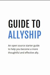 The Guide to Allyship summary
