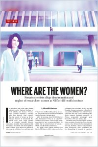 Where Are the Women? summary