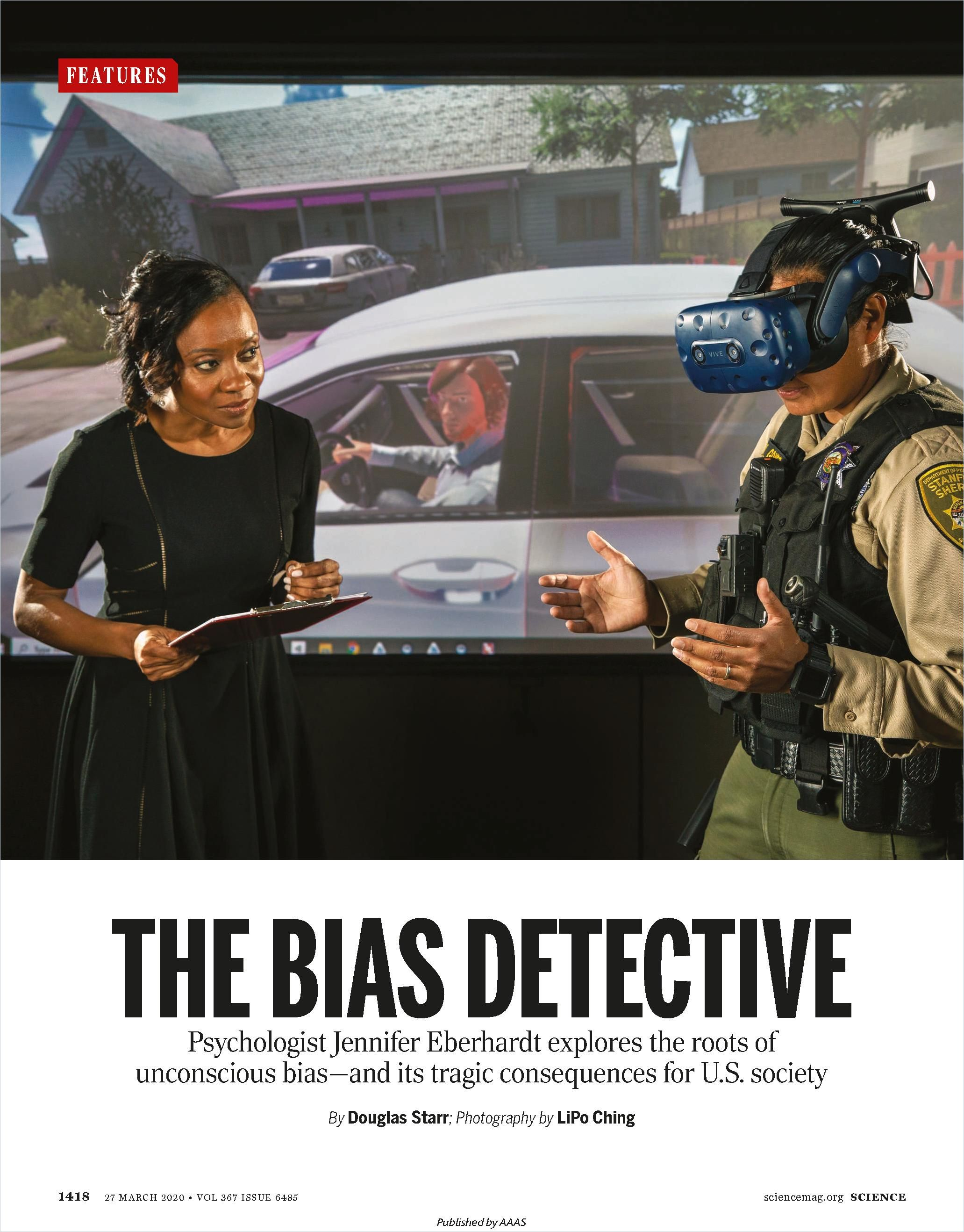 Image of: The Bias Detective