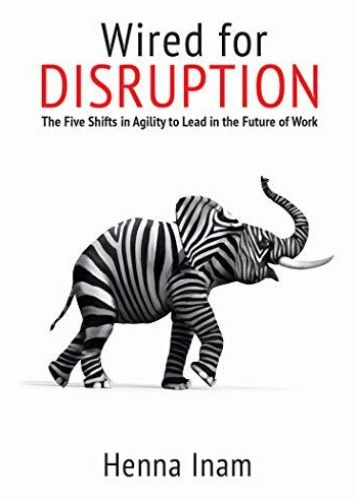 Image of: Wired for Disruption
