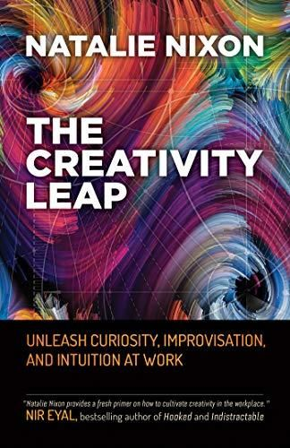 Image of: The Creativity Leap