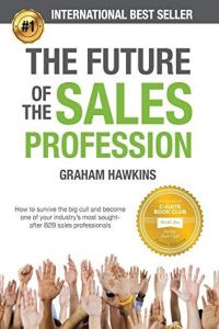 The Future of the Sales Profession book summary