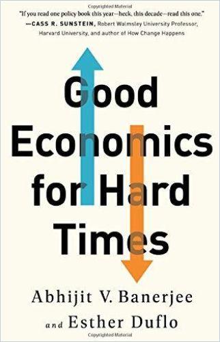 Image of: Good Economics for Hard Times