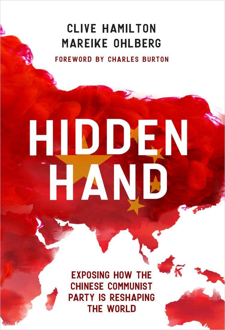 Image of: Hidden Hand