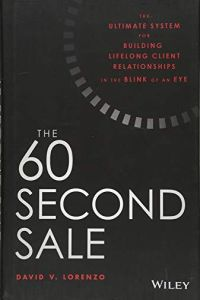 The 60 Second Sale book summary