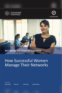 How Successful Women Manage their Networks summary