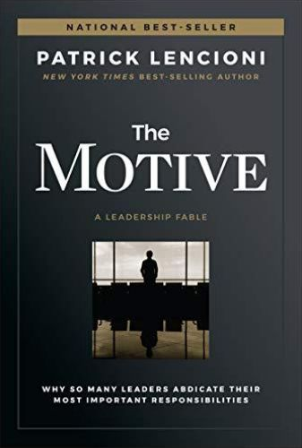 Image of: The Motive