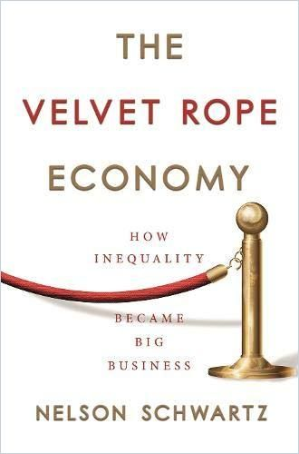 Image of: The Velvet Rope Economy