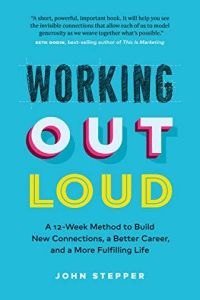 Working Out Loud book summary