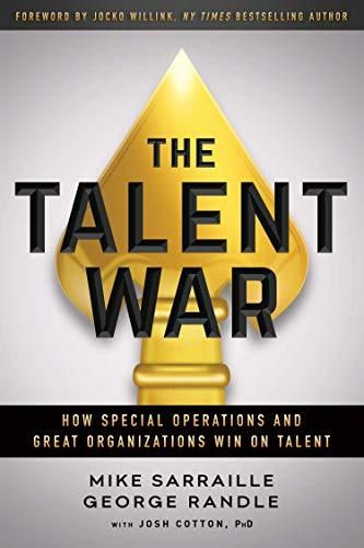 Image of: The Talent War