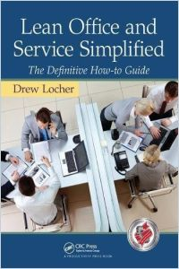 Lean Office and Service Simplified book summary