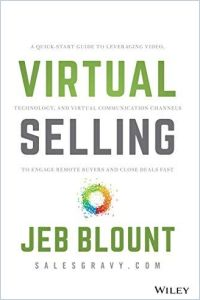 Virtual Selling book summary