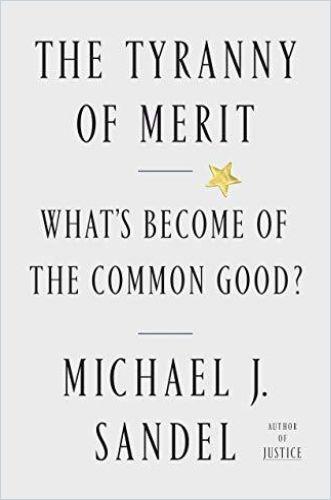Image of: The Tyranny of Merit