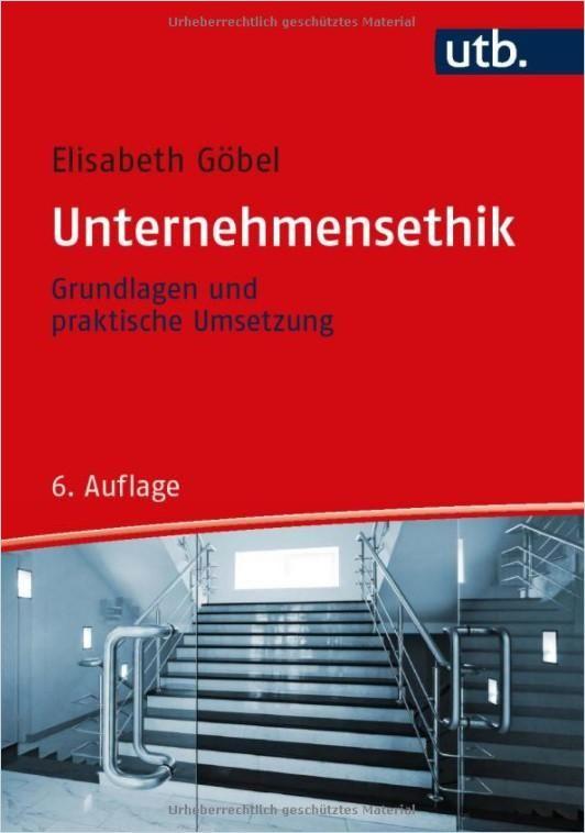 Image of: Unternehmensethik