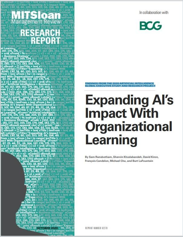 Image of: Expanding AI's Impact with Organizational Learning